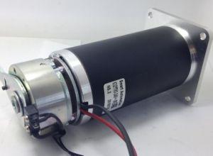 63mm 12V 24V 36V 48V Brush DC Motor, PMDC Brushed Worm & Planetary Gear Motor pictures & photos