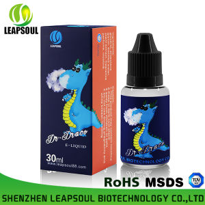 30ml Mint Flowers Variety Tastes Liquid Electronic Cigarette E Juice pictures & photos