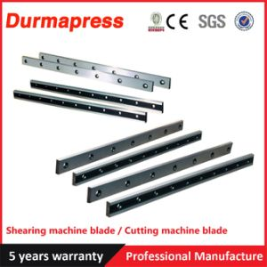 Guillotine Hydraulic Straight Shear Blades pictures & photos