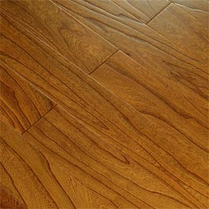Simple Multi-Layer Solid Wood Flooring pictures & photos