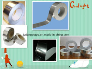 Aluminium Foil Tape Jumbo Roll Industrial Use pictures & photos