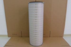 Gas Turbine Cellulose Pleated Filter Cartridge for Air Compressor pictures & photos