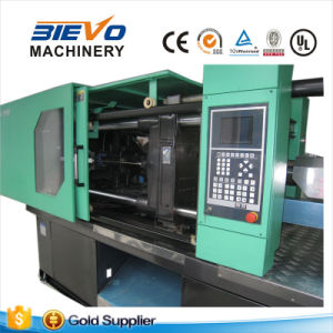 100 Ton Energy Saving Plastic Injection Molding Machine pictures & photos
