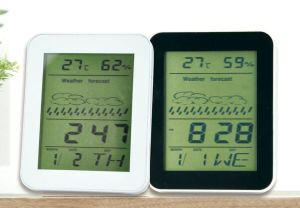 Fullfunction with Weather Station Hot Sale Calendar Clock pictures & photos