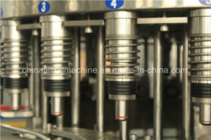 Automatic Excellent Performance Plastic Bottle Water Filling Machinery pictures & photos