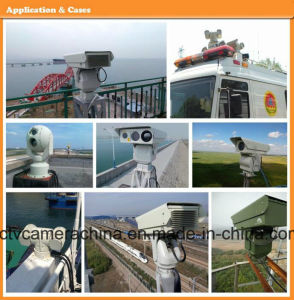 250mm Lens 2.0MP CMOS 1km Night Vision HD IP 10W Laser PTZ Camera (SHJ-HD-TE-SC) pictures & photos