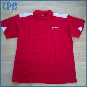 Staff Work Polo Uniforms for Cocacola Order pictures & photos