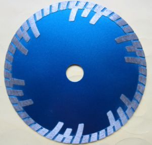 "6"" Dry Diamond Saw Blade, Segmented Rim Type pictures & photos"