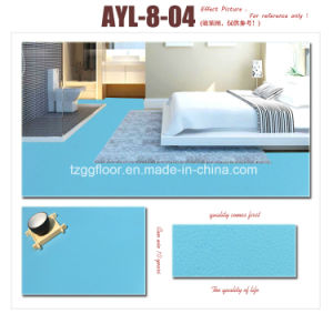 Durable Colorful Waterproof Laminate PVC Flooring pictures & photos