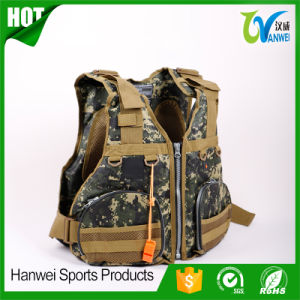 Factory Outlet Direct Adult Profession Fishing Life Jacket (HW-LJ033) pictures & photos