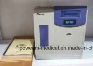 K, Na, Cl, Li, Ca, pH, Mg, CO2, Electrolyte Analyzer (EL-1100) pictures & photos