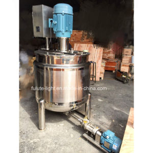Food Grade Stainless Steel Chemical Mixing Tank pictures & photos