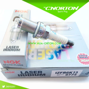 Izfr6k13 Hafei Auto Parts Stock Spark Plug for Ngk 6774 pictures & photos