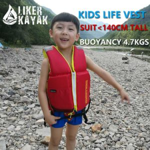 Kids Life Vest for 140cm Tall/Life Jacket pictures & photos