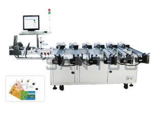 Santuo Playing Card Sorting Machine pictures & photos
