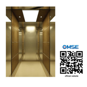 Stable and Low Noise Engergy Saving Elevator pictures & photos