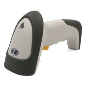 Auto Sense Hands-Free Laser 1d Barcode Scanner Speed 300times/Second pictures & photos