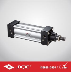 Si Series ISO6431 Pneumatic Cylinder Standard Air Cylinder pictures & photos