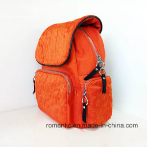 New Arrival Lady Nylon Backpack Fashion Women Bag (NMDK-040101) pictures & photos