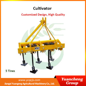 China Agricultural Plow 3 Point Roller Tiller pictures & photos