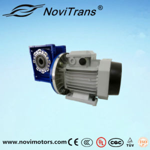 1.5kw AC Synchronous Motor with Decelerator (YFM-90B/D) pictures & photos