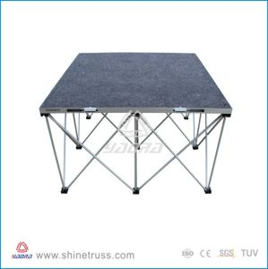 T-Stage, Aluminum Portable Stage, Stage for Disco pictures & photos