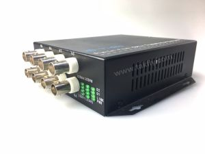 8 Channel 1080P Ahd&Cvi&Tvi Video Digital Optical Converter/Transceiver pictures & photos