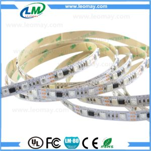 Magic Dream Color RGBY 2811IC SMD5050 Waterproof Flexible LED Strips pictures & photos