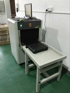 Police use X ray Inspection system SPX5030A Single view Handbag Scanner pictures & photos