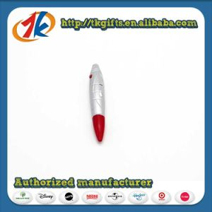 Hot Selling Novelty Pen Plastic Ballpoint Pen with UV Light pictures & photos
