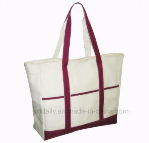 Shopping Tote Bag with Gussets pictures & photos