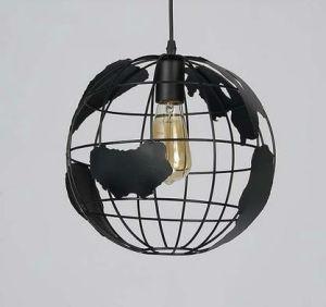 Modern Globe Shape Coffee Shop Bar Decorative LED Pendent Lamp Light pictures & photos