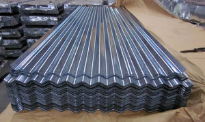 Wholesale Corrugated Metal Steel Zinc Galvanized Roofing Sheet