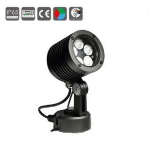 5W/15 LED Landscape Garden Spike Light with Mounting Base pictures & photos