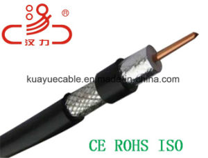 3G RG6/U Coaxial Cable/Computer Cable/ Data Cable/ Communication Cable// Audio Cable pictures & photos