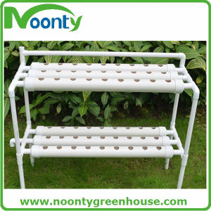 Greenhouse Hydroponics Nft System with Single and Double Side for Home and Garden and Indoor and outdoor pictures & photos