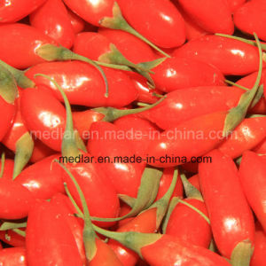 Ningxia Organic Dried Red Goji Berry (Wolfberry) --220 Grains pictures & photos