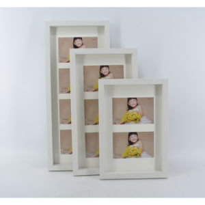 New MDF Wrap Photo Frame in Cheap Cost pictures & photos