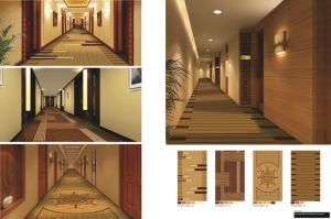 High Quality Axminster Commercial Carpet pictures & photos
