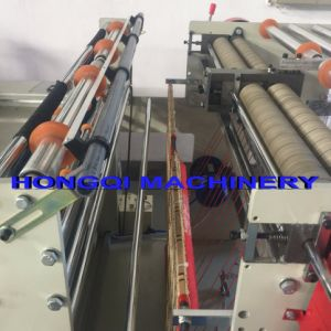 Fully Automatic T-Shirt Bag Making Machine pictures & photos