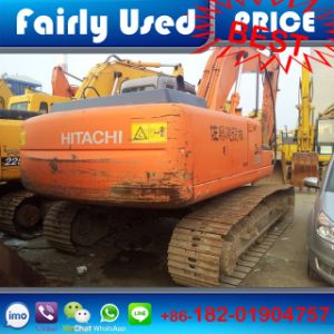 Japanese Used Hitachi Zx200 Excavator of Hitachi Digger pictures & photos