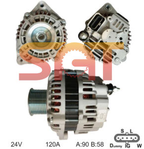 for Mitsubishi Alternator A4tr5791 pictures & photos