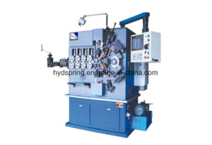 Hyd Spring Compression Machine with Five Axis 2.5-6.0mm pictures & photos