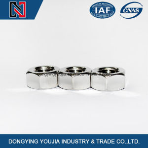 Stainless Steel Hexagon Nut pictures & photos