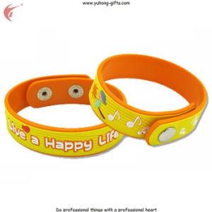 Factory Price PVC Bracelet for Promotion (YH-PB001) pictures & photos