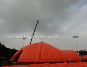 Huge Inflatable Event Tent Customized / Inflatable Party Tent pictures & photos