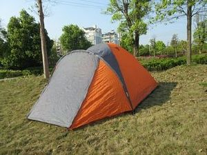 2-3 Persons Domepack Double Layers Camping Tent pictures & photos