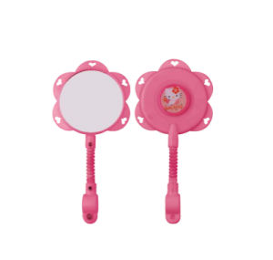 Colorful Cute Kids Bicycle Mirror with Cartoon Design (HBM-003) pictures & photos