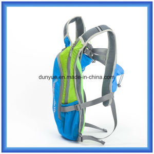 Factory Make Thin Lightweight Unisex Travel Hiking Backpack Bag, Simple Design Custom Climbing Camping Backpack pictures & photos
