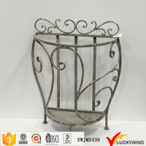 Metal Wire Display Rustic Industrial Umbrella Stand pictures & photos